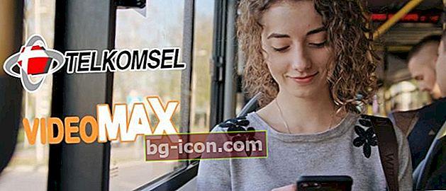 ¿Qué es Telkomsel VideoMAX? ¿Puede Internet Tricks For Free Use Anonytun?