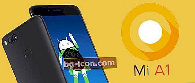 Hur man uppdaterar Android Oreo på Xiaomi Mi A1 för de av er som inte har fått det ännu