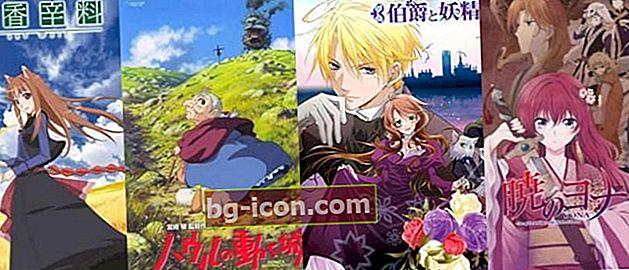 5 bästa romantiska fantasy-anime att titta på hemma