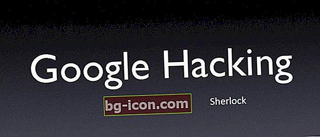 Cómo utilizar la búsqueda de Google para piratear