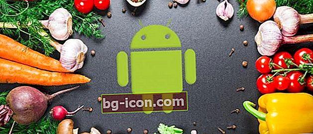 10 bästa receptapplikationer för Android 2018