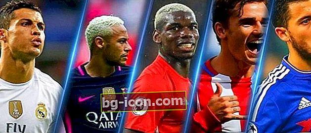 De 7 bästa fotbolls- och världsmästerskapsprogrammen 2018 för Android