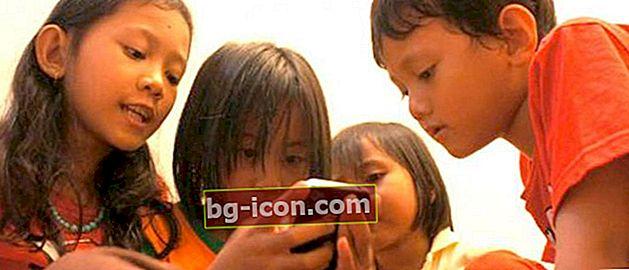 5 Android-applikationer installeras oftast av Anak Alay