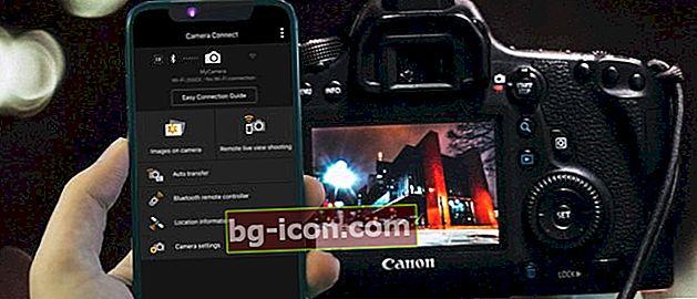 De 5 bästa Canon-kameraprogrammen 2019 | Android och iOS