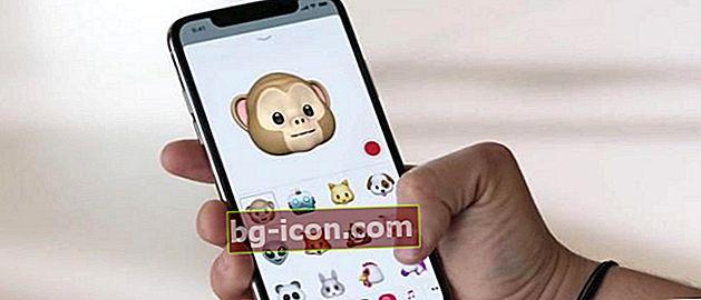 Hur man använder Animoji iPhone X på alla Android-enheter