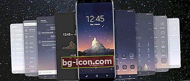 Bästa gratis Samsung-mobilteman 2018, passar alla typer!