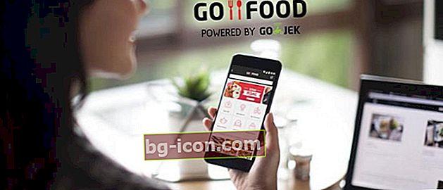 Det enklaste sättet att registrera GO-FOOD online, gratis!