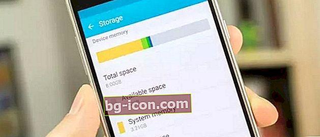 ¿Memoria interna completamente rápida? 5 Esta aplicación de Android es la solución