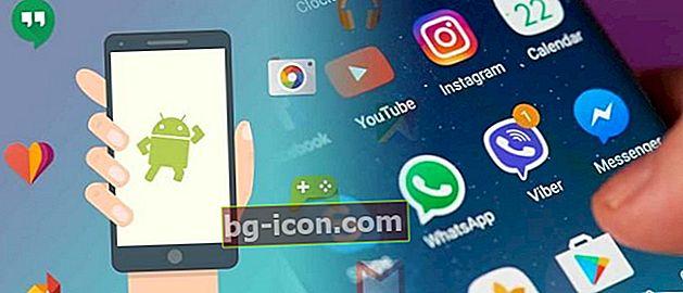 13 coola och sofistikerade applikationer på de senaste Android-telefonerna 2020, sällan vet någon det!