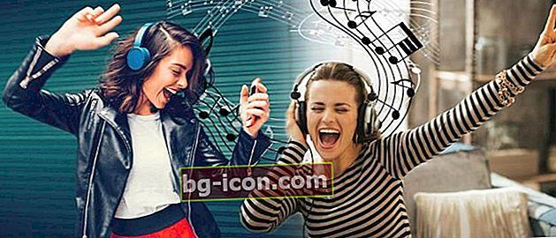 20 bästa online- och offline-musikapplikationer (Uppdatering 2020)