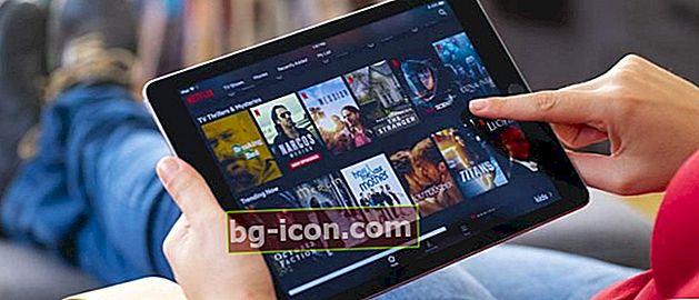12 applikationer för att titta på gratis och juridiska filmer på HP | Komplett!