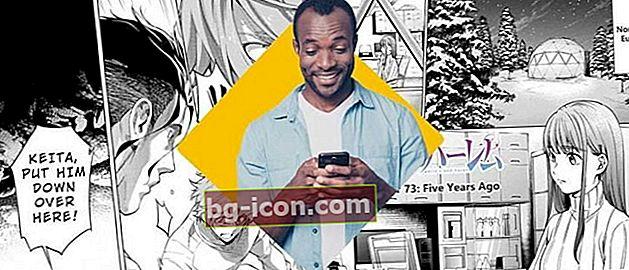 20 bästa online-komiska läsplatser och applikationer 2021, gratis!