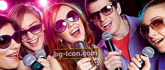 10 bästa karaokeapplikationer för Android och iPhone | Kan vara offline!