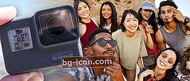 7 konvexa kameraprogram (Fisheye Lens) på Android-telefoner | GoPro motsvarande resultat