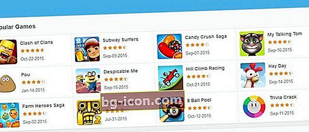 7 andra applikationer än Play Store som du måste prova, verkligen kompletta!