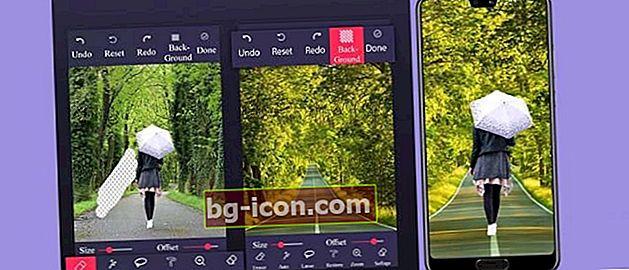 10 bästa redigeringsprogram för fotobakgrund på Android (Uppdatering 2020)
