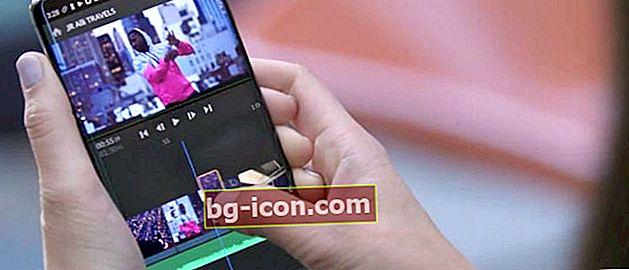 13 bästa Android- och iPhone-videoredigeringsapplikationer, ingen vattenstämpel!