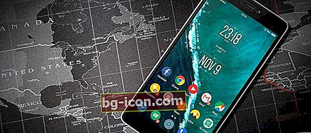 De 10 bästa offline GPS-applikationerna, anti stray!
