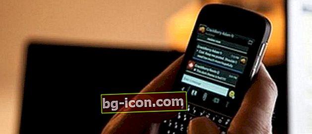 Cómo leer mensajes de BBM sin dar marcas de lectura al remitente