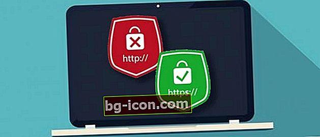 Vad är skillnaden mellan HTTP och HTTPS? Tillsammans med fördelarna med dess användning