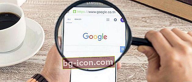 Enkla sätt att söka efter filer med vissa format på Google