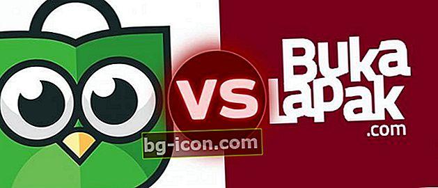 Tokopedia VS Bukalapak, alla jämförelser du behöver veta!