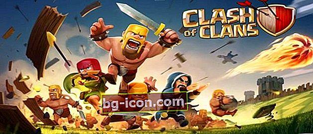 Hur man får gratis ädelstenar i Clash of Clans