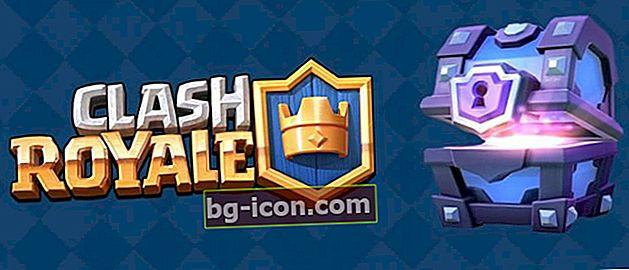 Cómo conseguir un cofre súper mágico en Clash Royale