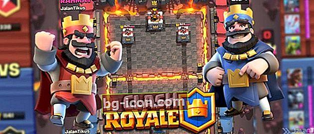 Consejos de juego de Clash Royale que debes conocer