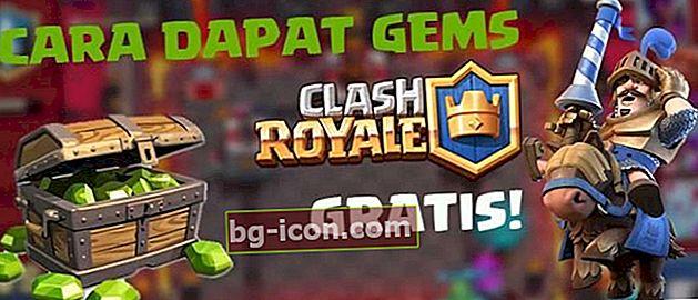 Cómo conseguir gemas gratis en Clash Royale sin tarjeta de crédito