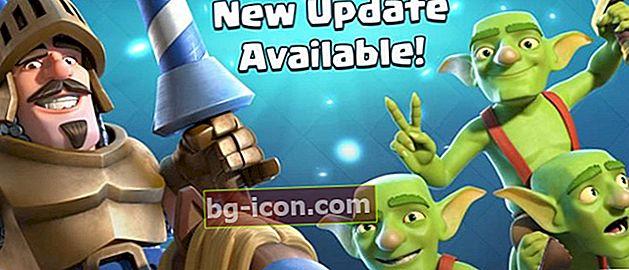Estas son las características más nuevas de la versión 1.2.1 de la actualización de Clash Royale
