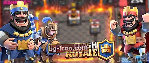 Cómo jugar 2 cuentas de Clash Royale simultáneamente en 1 Android