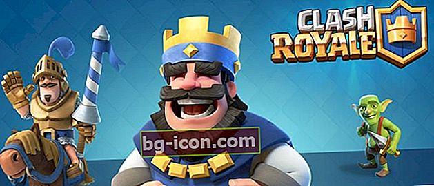 Cómo hacer Clan Clash Royale en Android e iOS