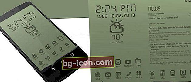 Cómo cambiar el aspecto de Android So Old Nokia