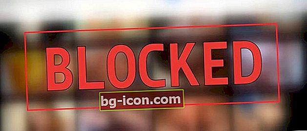 6 sitios que deben bloquearse en 2018