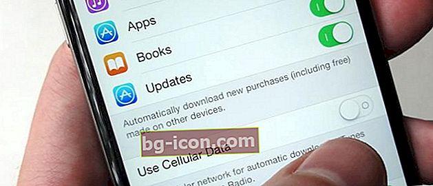7 sätt att spara iPhone-datakvot i några steg