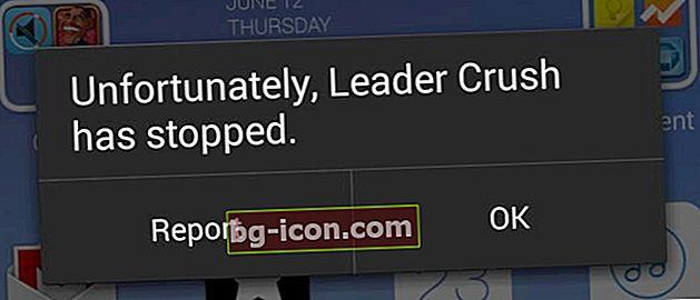 Så här fixar du Force Close Application på Android