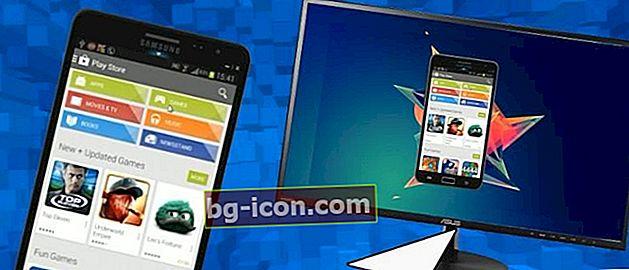 Enkla sätt att spela in Android-skärm via PC