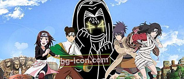 7 av de mest värdelösa Naruto-karaktärerna, värre än Sakura!