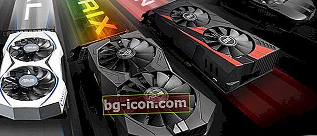De 7 bästa avancerade Nvidia GeForce VGA-spelpriserna på 2 miljoner