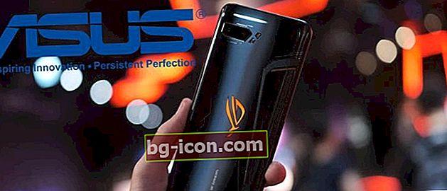7 Asus-mobiltelefoner för bästa spel, PUBG till höger kan!