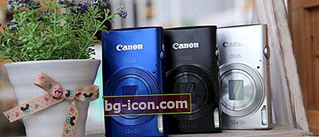 Canon-prislista under 2 miljoner, lämplig för nybörjare Vloggers!