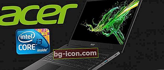 6 senaste Acer Core i3-bärbara datorer 2020, perfekta bärbara datorer för studenter!