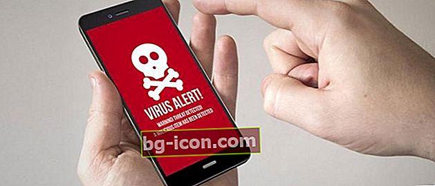 Hur man tar bort virus på Android-smartphones utan antivirus