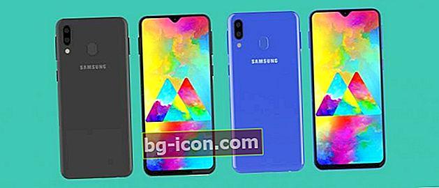 7 Samsung-mobiltelefoner med bästa billiga 3 GB RAM, spela COD Mobile smidigt!