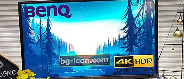 Bästa 4K HDR Gaming Monitor-rekommendation (2019) - BenQ EW3270U 4K Monitor