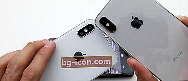 De 10 mest exakta sätten att skilja mellan äkta och falska iPhones!