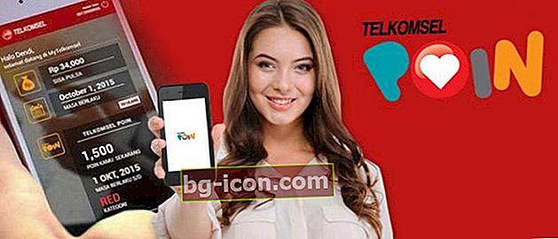 3 sätt att kontrollera Telkomsel POIN och lösa in det senaste 2021