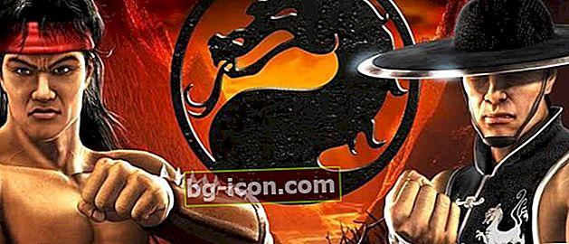 Senaste kompletta Mortal Kombat PS2 och Fatality Cheat på indonesiska 2020