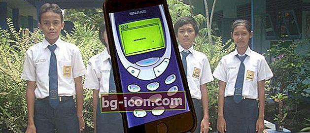 5 gamla Nokia-spel som gör dig nostalgisk, använder inte Internet men är väldigt kul!